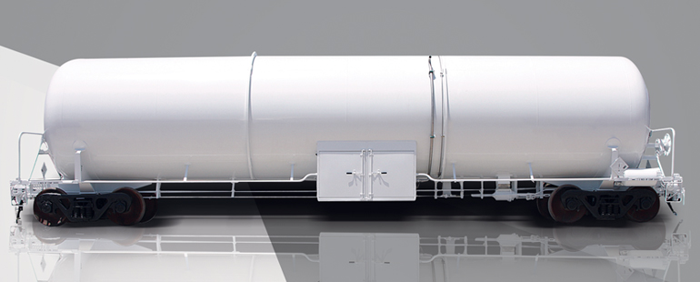 LIN/LOX/LAR AIR GAS TRANSPORT TANK